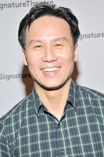 Golden Child  Opening Night  B.D. Wong