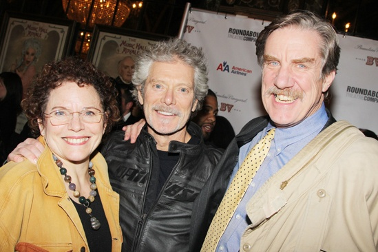 Mystery of Edwin Drood Opening Night  Beth Wyman  Stephen Lang  Nick Wyman