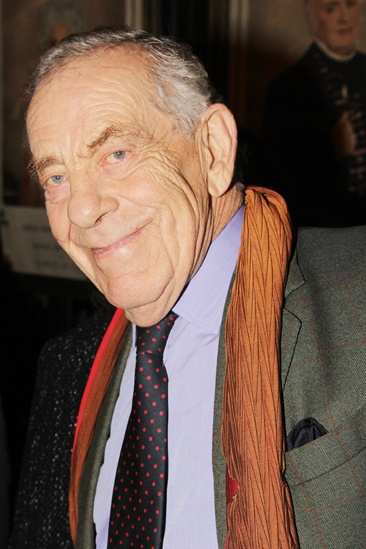 'Mystery of Edwin Drood' Opening Night — Morley Safer