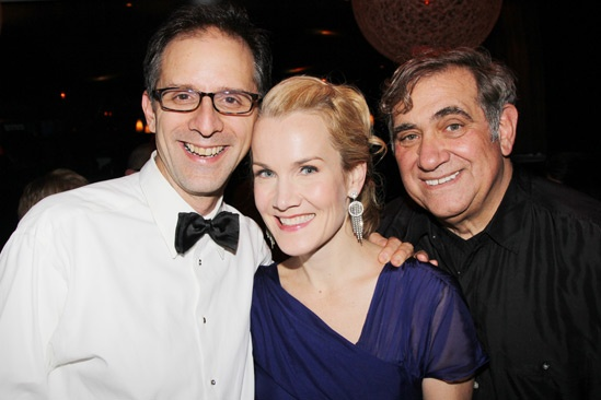 'A Christmas Story' Opening Night — John Rando — Erin Dilly — Dan Lauria