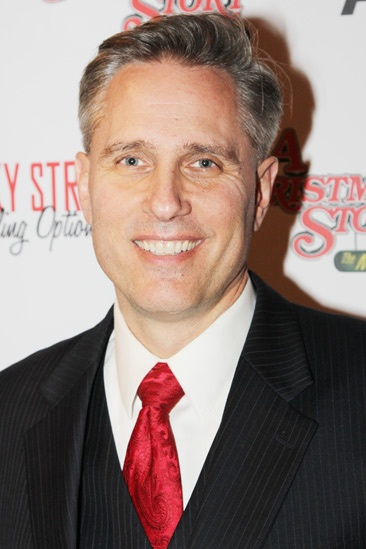 'A Christmas Story' Opening Night — Gerald Goehring