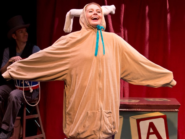 Show Photos - The Velveteen Rabbit - Kristin Parker