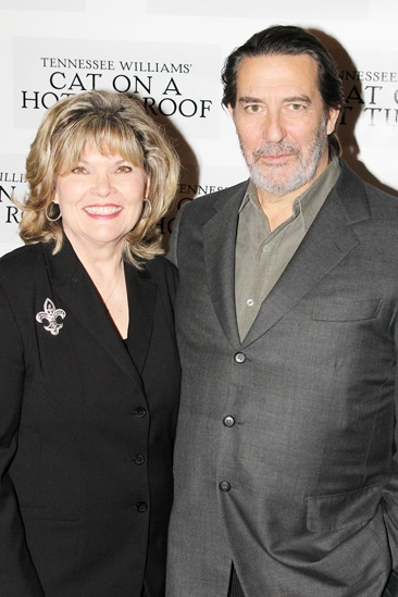 Cat on a Hot Tin Roof  Meet the Press  Debra Monk  Ciaran Hinds 