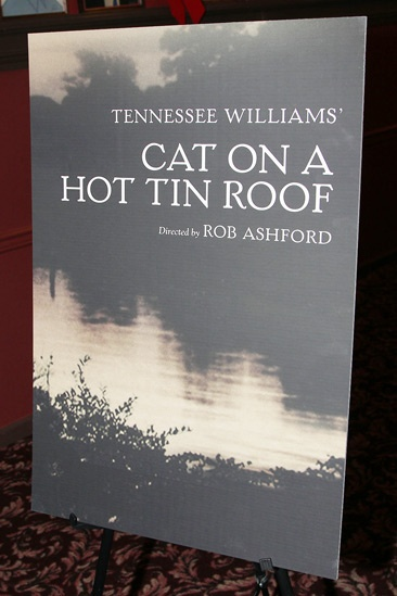 Cat on a Hot Tin Roof – Meet the Press – Poster