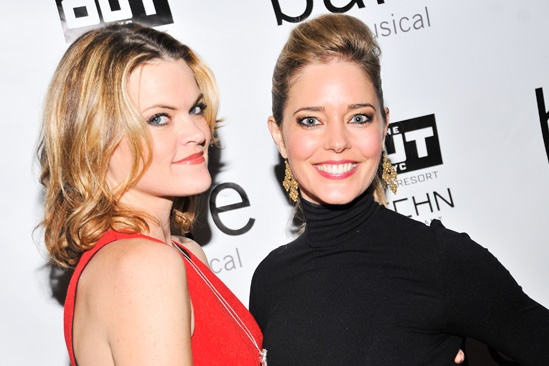 Bare – Opening Night – Missi Pyle - Christina Moore