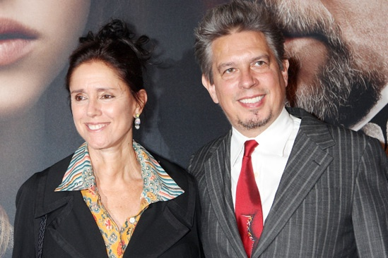 Les Miserables New York premiere – Julie Taymor – Elliot Goldenthal