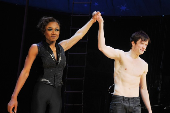 Pippin at A.R.T. – Opening Night – Patina Miller - Matthew James Thomas