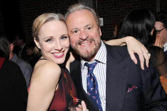 Pippin at ART – Opening Night – Charlotte d'Amboise – Barry Weissler