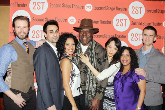 Water By the Spoonful – Opening Night – Bill Heck – Ryan Shams – Zabryna Guevara – Frankie Faison – Sue Jean Kim – Liza Colon-Zayas – Armando Riesco