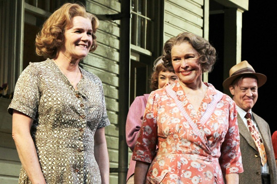 'Picnic' Opening Night — Mare Winningham — Ellen Burstyn
