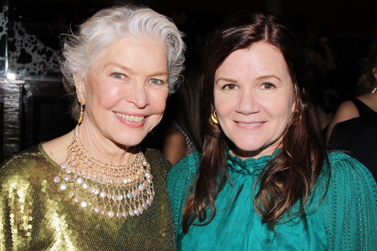 Picnic Opening Night  Ellen Burstyn  Mare Winningham