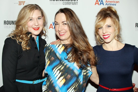Picnic Opening Night  Cassie Beck  Elizabeth Marvel  Maddie Corman