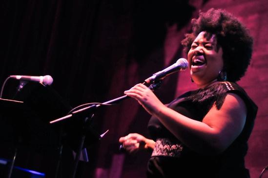 Caissie Levy Album Release- Celisse Henderson
