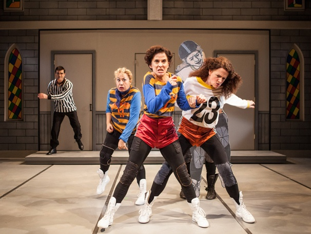 Show Photos - The Jammer - Dan Domingues - Kate Rigg - Jeanine Serralles - Keira Naughton