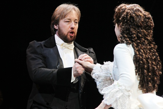 Phantom – 25th Anniversary – John Owen-Jones – Sierra Boggess