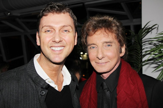 Manilow on Broadway  opening night  Warren Carlyle  Barry Manilow