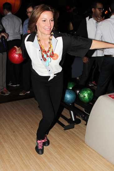 Second Stage Bowling 2013 - Countess LuAnn de Lesseps