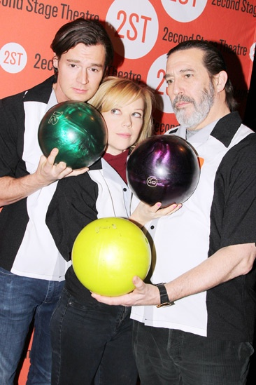 Second Stage Bowling 2013  - Benjamin Walker – Emily Bergl – Ciaran Hinds