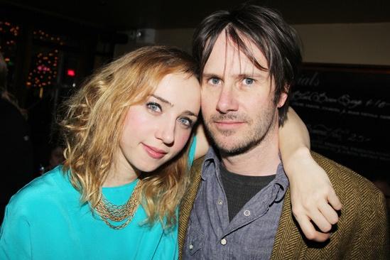 'Clive' Opening Night — Zoe Kazan — Josh Hamilton