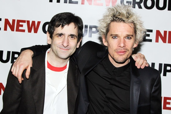 'Clive' Opening Night — Jonathan Marc Sherman — Ethan Hawke