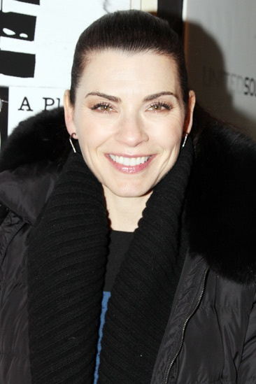 'Clive' Opening Night — Julianna Margulies