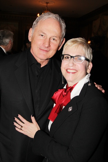 Drama League Gala for Audra 2013 – Victor Garber – Marcia Milgrom Dodge