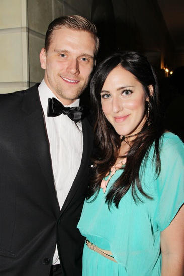 Drama League Gala for Audra 2013 - Adam Perry – Deanna McGovern