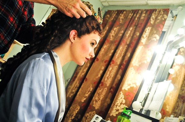 The Phantom of the Opera - Sierra Boggess Backstage – Sierra Boggess