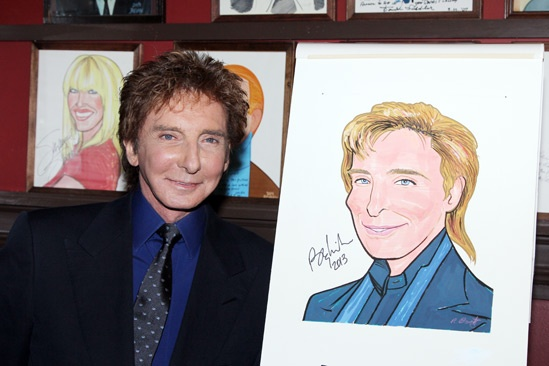 Sardi's Tribute – Barry Manilow – Barry Manilow
