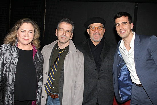 Really Really- Kathleen Turner- David Cromer –David Mamet- Paul Downs Colaizzo