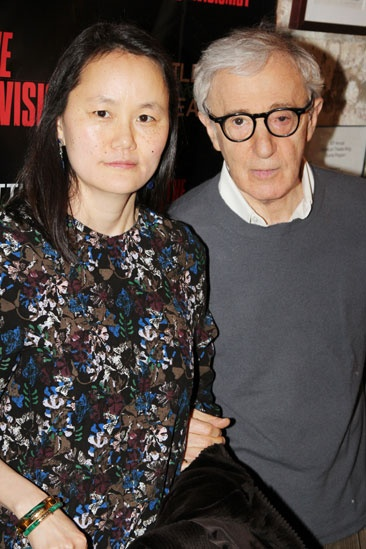 'The Revisionist' Opening — Soon-Yi Previn — Woody Allen
