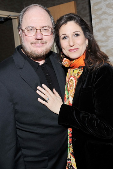 'Edwin Drood' at Barnes & Noble — Rupert Holmes — Stephanie J. Block