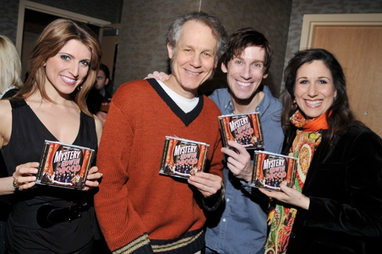 'Edwin Drood' at Barnes & Noble — Janine DiVita — Jim Walton — Andrew Samonsky — Stephanie J. Block