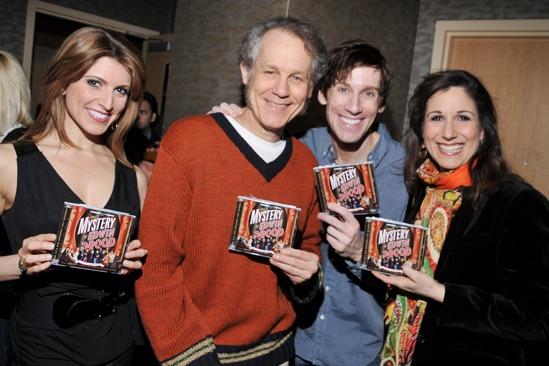 'Edwin Drood' at Barnes & Noble — Janine DiVita — Jim Walton — Andrew Samonsky — Stephanie J. Block