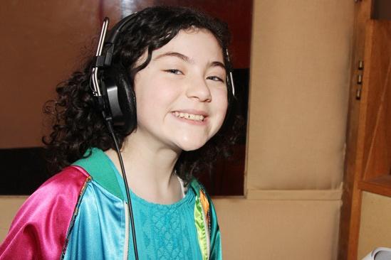 Annie- Lilla Crawford