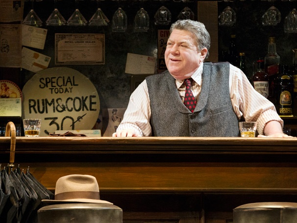 Show Photos - <i>Breakfast at Tiffany's</i> - George Wendt