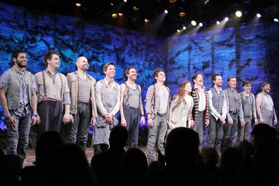 Peter and the Starcatcher – Re-opening – Full Cast