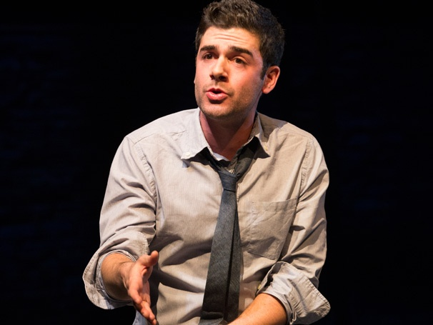 Show Photos - <i>The Last Five Years</i> - Adam Kantor