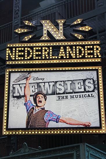 Newsies- Newsies