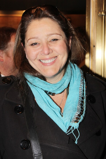 'Lucky Guy' Opening — Camryn Manheim