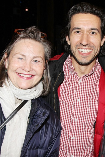 Cinderella- Cherry Jones- Josh Rhodes