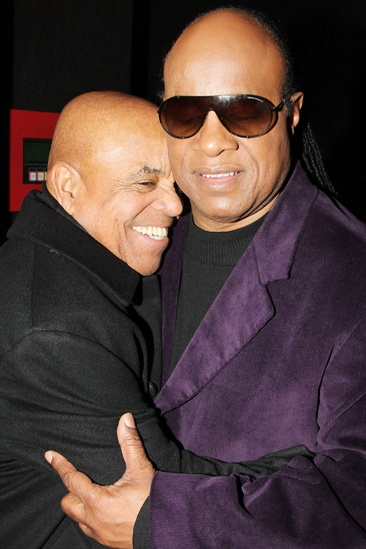 'Motown' Family Night — Berry Gordy — Stevie Wonder