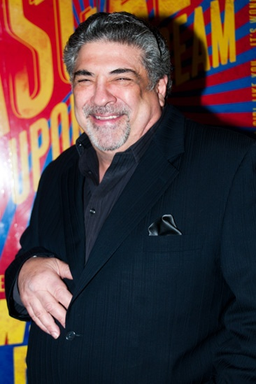 Rascals Opening Night – Vincent Pastore