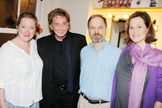 Vanya and Sonia and Masha and Spike- Kristine Nielsen- Barry Manilow – David Hyde Pierce- Sigourney Weaver