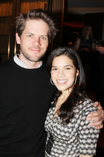 The Assembled Parties – Opening Night – America Ferrera – Ryan Piers Williams