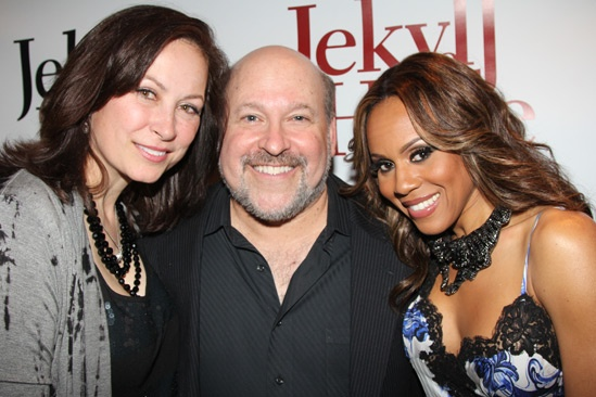 Jekyll & Hyde- Linda Eder- Frank Wildhorn-  Deborah Cox