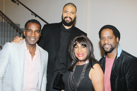 The Trip to Bountiful – Tyson Chandler Visit – Norm Lewis – Tyson Chandler – Mary Wilson – Blair Underwood