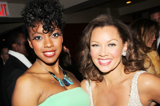 The Trip to Bountiful – Opening Night – Condola Rashad – Vanessa Williams