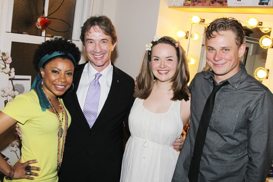 Vanya and Sonia and Masha and Spike – Martin Short Visit – Shalita Grant – Martin Short - Liesel Allen Yeager – Billy Magnussen