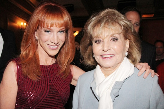 I'll Eat You Last- Kathy Griffin- Barbara Walters